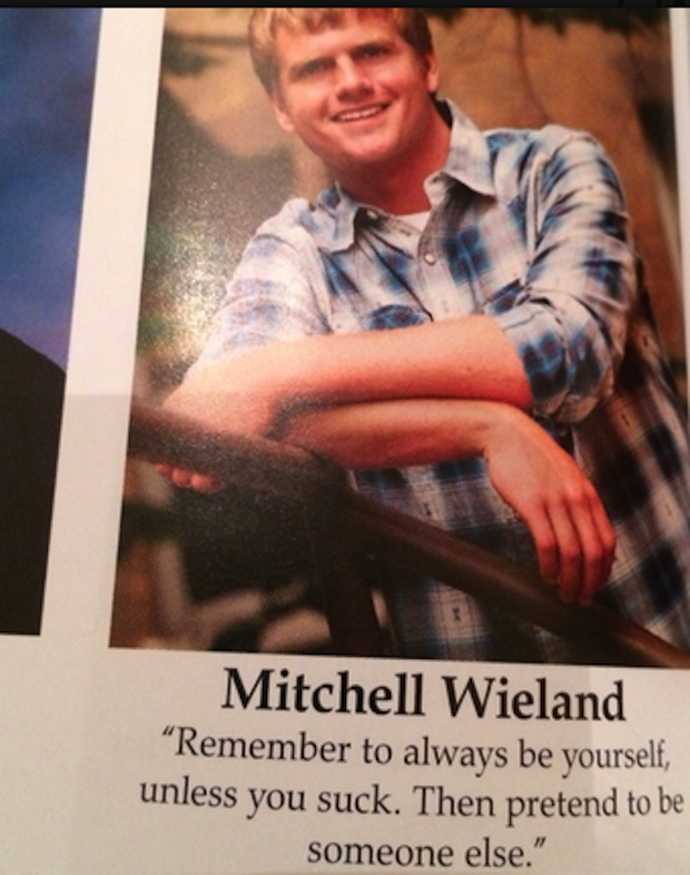 38 Absolute Best Yearbook Quotes From The Class Of 2014